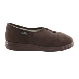 Ruskea Befado naisten kengät pu 057D026