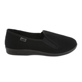 Befado miesten kengät pvc 001M060 musta