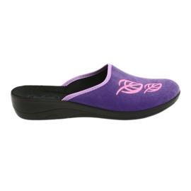 Violetti Befado naisten kengät pu 552D001