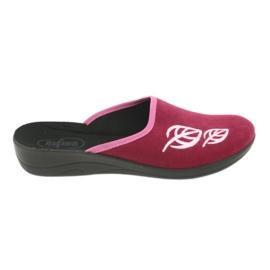 Befado naisten kengät pu 552D003 pinkki