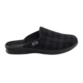 Befado miesten kengät pu 548M003 musta