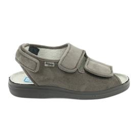 Befado naisten kengät pu 676D006 harmaa