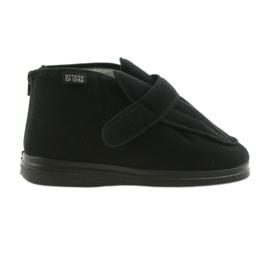 Befadon miesten kengät pu orto 987M002 musta