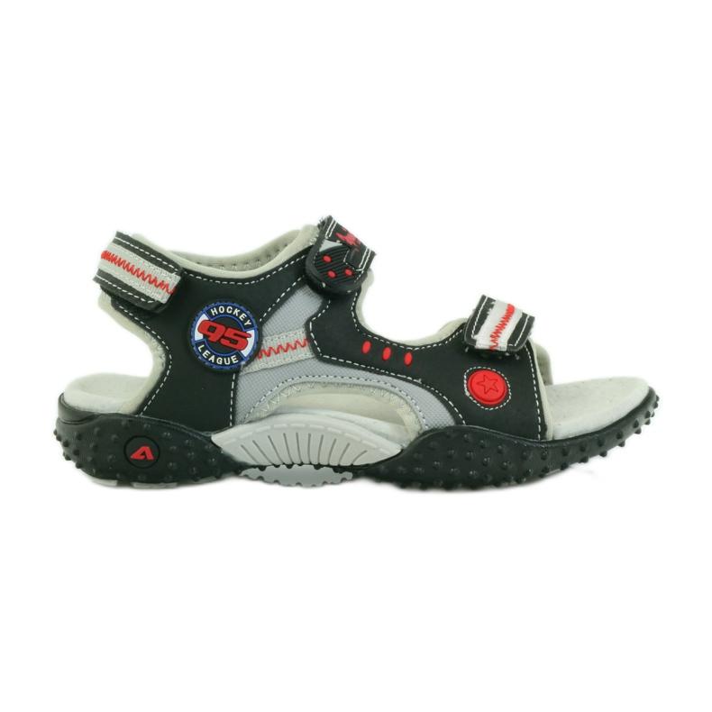 American Club Amerikan sandaalit lasten kengät nahka pohjallinen
