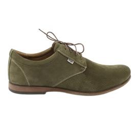 Vihreä Riko miesten vapaa-ajan kengät 777D