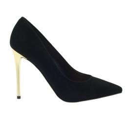 Naisten kengät Badura 2569 musta