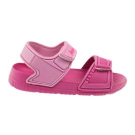 American Club Amerikkalaiset sandaalit lasten vesikengät pinkki