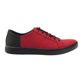 Urheilukengät Badura 3356 punainen