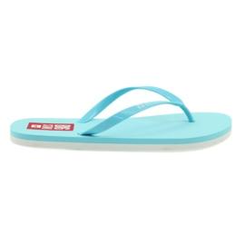 Flip-flops Big Star 274A131 sininen