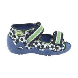 Befado vihreät lasten kengät 250P078