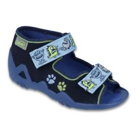 Befado vihreä lasten kengät 250P076