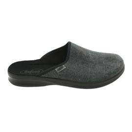 Harmaa Befado miesten kengät pu 548M014