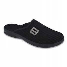 Musta Befado miesten kengät pu 548M015