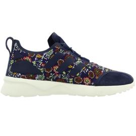 Sininen Adidas Originals Zx Flux Adv Verve kengät S75985: ssä