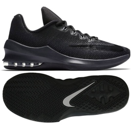 Koripallokengät Nike Air Max Infuriate Low M 852457-001