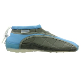 Aqua-Speed Jr. neopreenikengät, sininen-harmaa