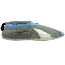 Aqua-Speed Jr. neopreenikengät harmaa