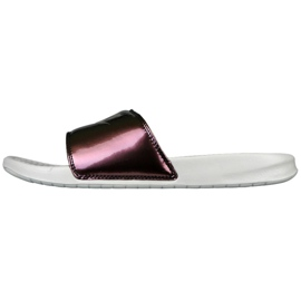 Ruskea Tossut Nike Sportswear Benassi Just Do It Tulosta W 618919-013