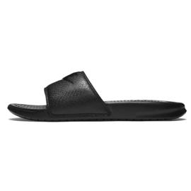 Musta Tossut Nike Benassi Jdi M 343880-001