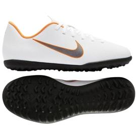 Nike Mercurial VaporX 12 -jalkapallokengät Tf Gs Jr AH7355-107