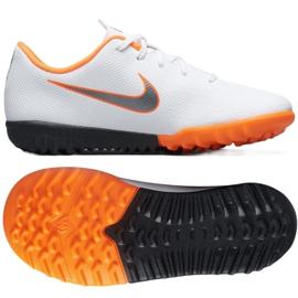 Nike Mercurial VaporX 12 Academy Tf Jr AH7353-107 Jalkapallokengät