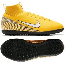 Jalkapallokengät Nike Mercurial Superfly 6 Club Neymar Tf Jr AO2894-710