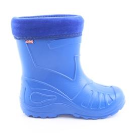 Befado lasten kengät galoskie-chabrowy 162P106 sininen