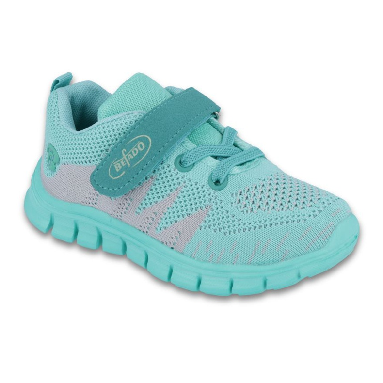 Vihreä Befado lasten kengät jopa 23 cm 516X026