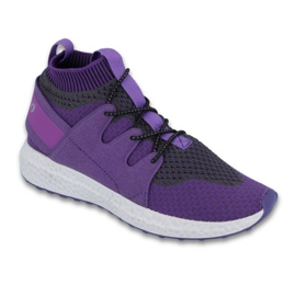 Violetti Befado lasten kengät jopa 23 cm 516Y031
