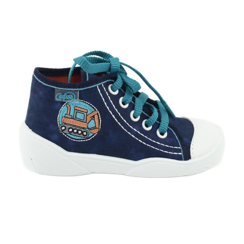 Sininen Befado lasten kengät 218P054