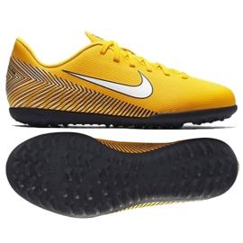 Nike Mercurial Vapor 12 Club Jalkapallokengät Neymar Tf Jr AO9478-710