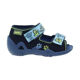 Befado lasten kengät sandaalit tossut 250P076