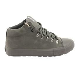 Harmaa Grey Big Star -kengät 174176