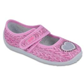 Pinkki Befado lasten kengät 945X325