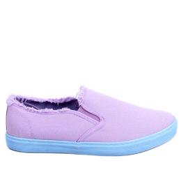 Violetti Violetit naisten alushousut NB166 Purple