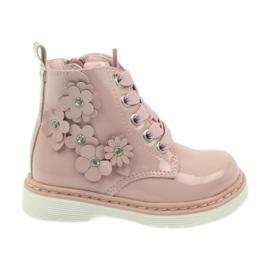 American Club pinkki Amerikan nilkkurit saappaat lasten kengät 1424