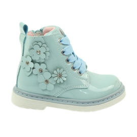 American Club sininen Amerikan nilkkurit saappaat lasten kengät 1424