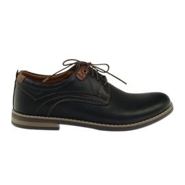 Riko-miesten kengät, joissa nilkan sidos 842