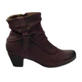 Boots maroon super mukava Aloeloe