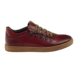 Punainen Pilpolin PC051-punaiset kengät