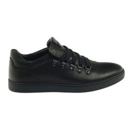 Musta Pilpol PC051-kengät