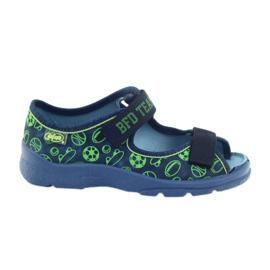 Befado lasten kengät sandaalit tossut 969x124