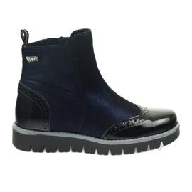 Ren But Lämmin saappaat Ren Boot 4379 tummansininen