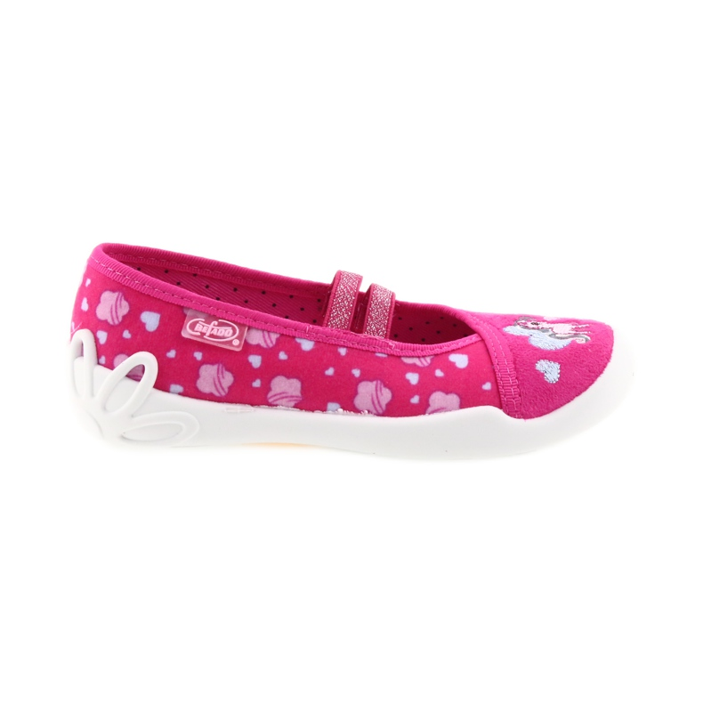 Pinkki Befado lasten kengät 116X237