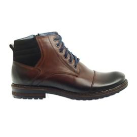 Ruskeat miesten kengät Nikopol 683