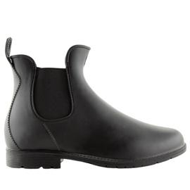 Wellington-saappaat musta D67 Black