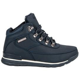 Sininen Eristetyt naisten kengät MCKEYLOR