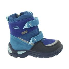 Kengät, joissa on Bartek 21759 -kalvo