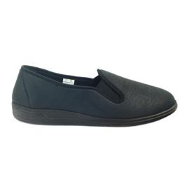 Musta Befado kengät miesten tennarit tossut 013M312