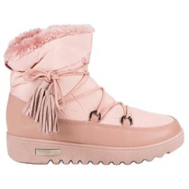 Pinkki MCKEYLOR-lumikengät